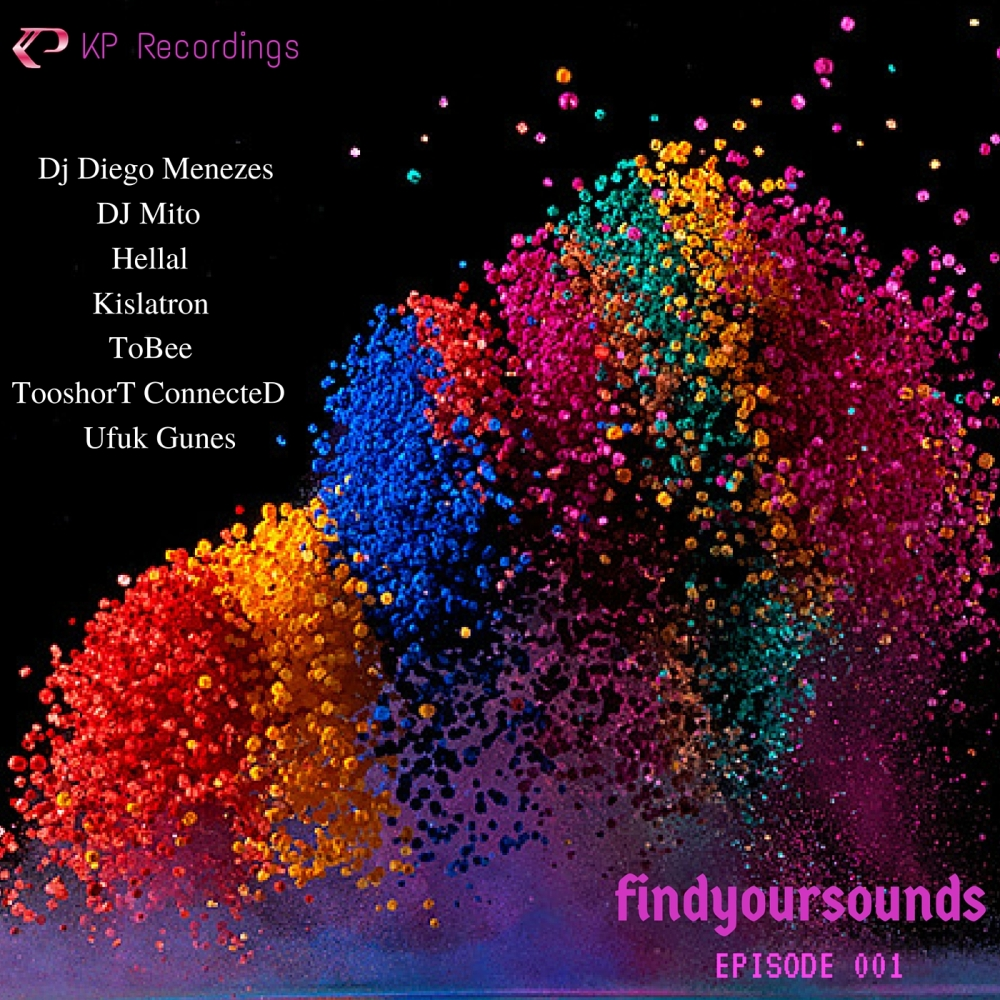 (KP244)Findyoursounds Episode 1 KP Recordings