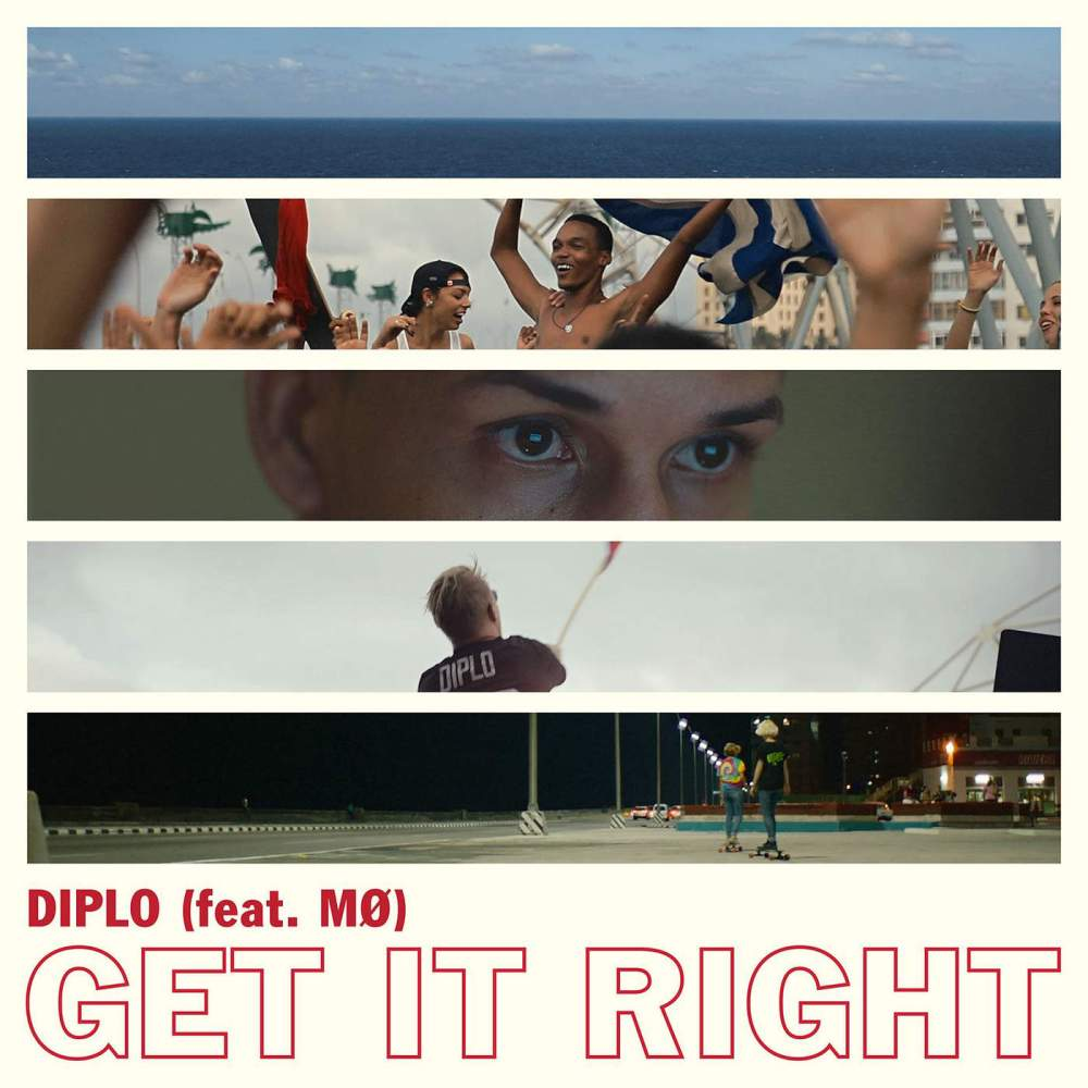 Diplo  'Get It Right' FT. MØ ile ilgili görsel sonucu