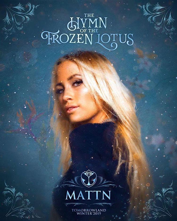 MATTN  the hymn frozen lotus ile ilgili görsel sonucu